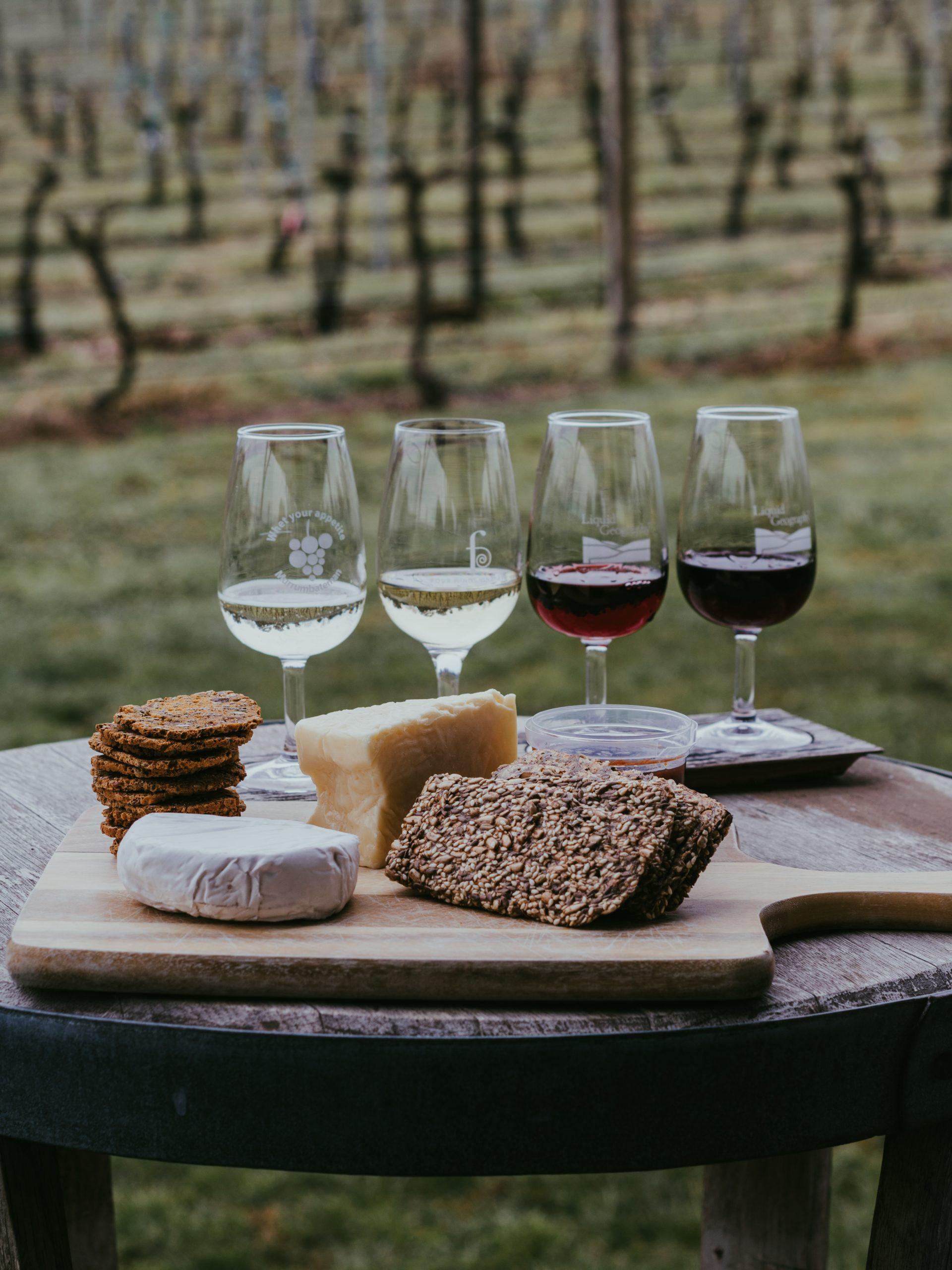 Rasteau et fromages: un mariage réussi