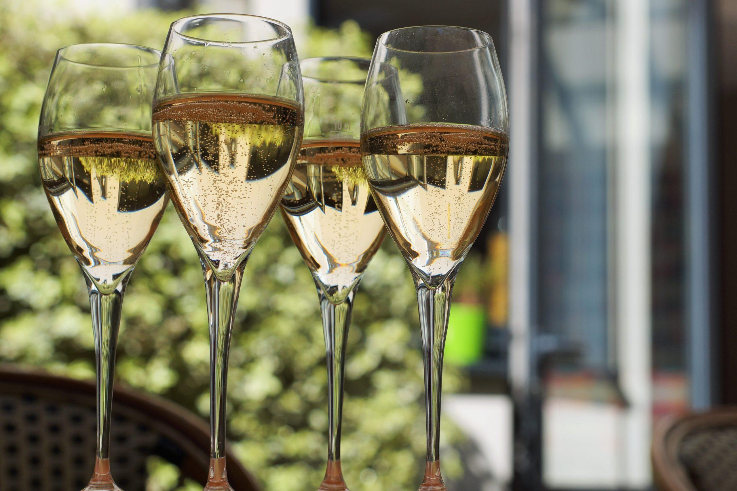 Les différentes méthodes de production des vins effervescents